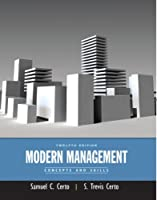Modern Management: Concepts and Skills, 12th Edition Front Cover
