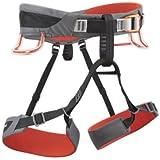 Black Diamond climbing belt Momentum SA grey/orange
