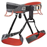 Black Diamond climbing belt Momentum SA grey/orange