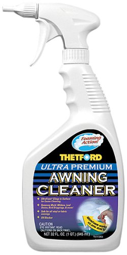 THETFORD CORP 32822 ULTRA FOAM AWNING CLEANER 32822