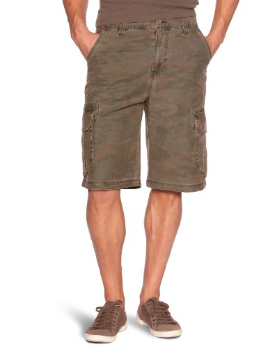 Quiksilver Back Country Cargo Men's Shorts Tabacco W28IN