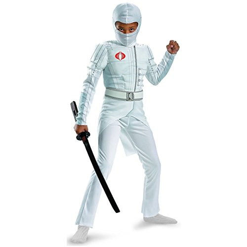 Baoer Storm Shadow Light Up Deluxe Muscle Child Costume