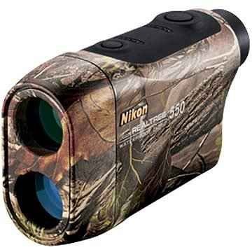 Nikon 8370 Prostaff 550 Laser Rangefinder (Team Realtree)