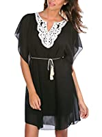 FRENCH CODE Vestido David (Negro)