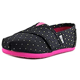 Toms - Tiny Slip-On Gold Dot Shoes, Size: 11 M US Little Kid, Color: Gold Dot