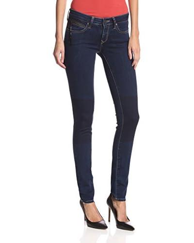 Mavi Women's Serena Skinny Patch Jean