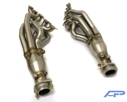 Agency Power Catted Exhaust Headers AP-E60M5-175
