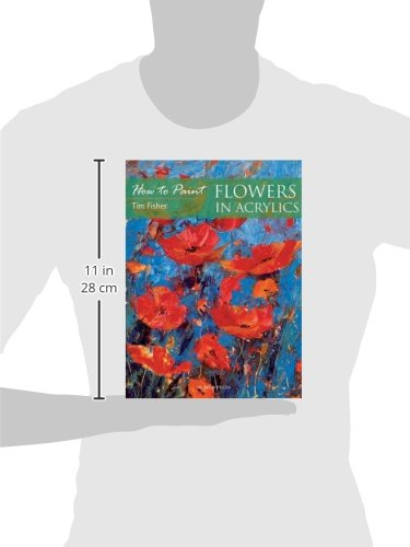 Flowers in Acrylics (How to Paint)