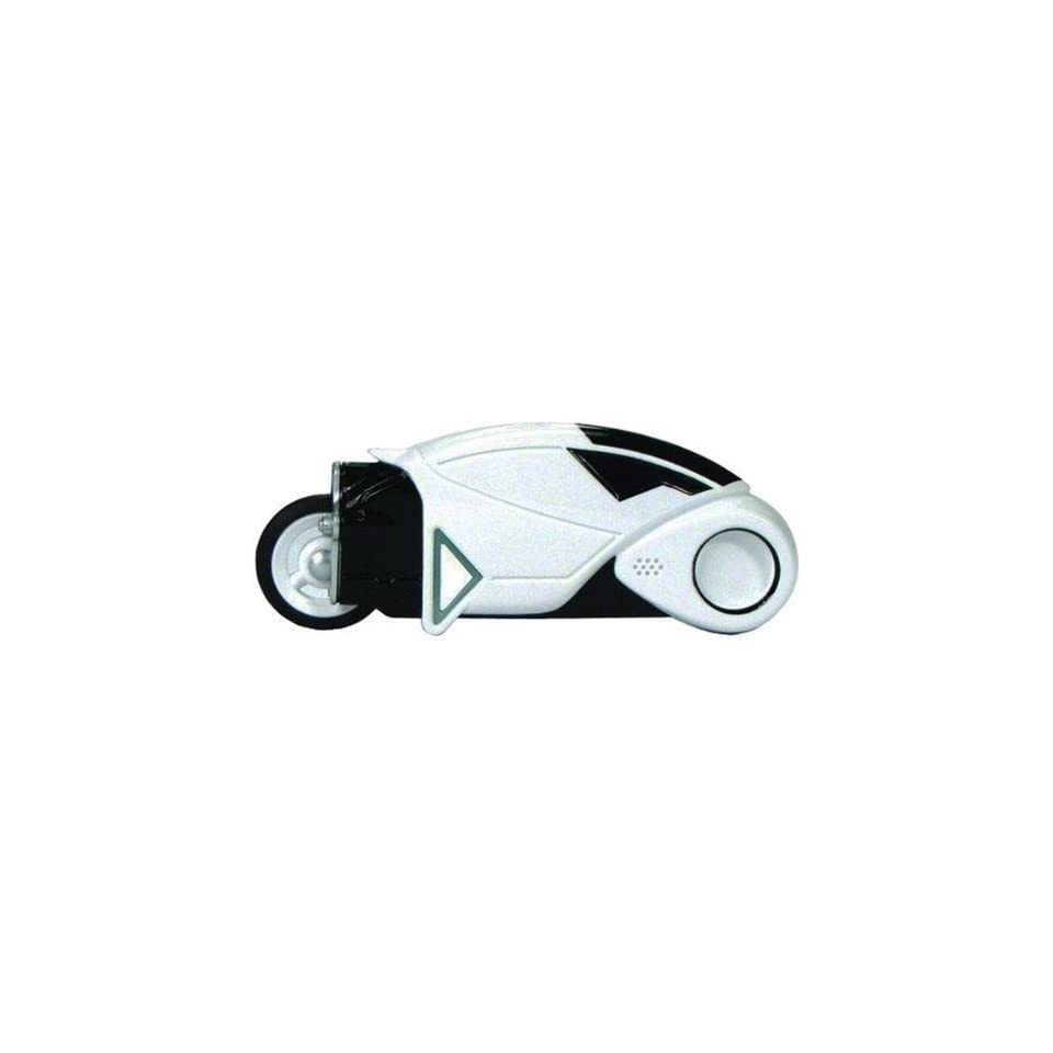 White Cycle 8 GB USB 2.0 Flash Drive   Collectors Limited Edition