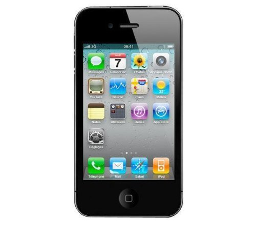 Apple iPhone 4G 16GB Quadband World GSM Phone 