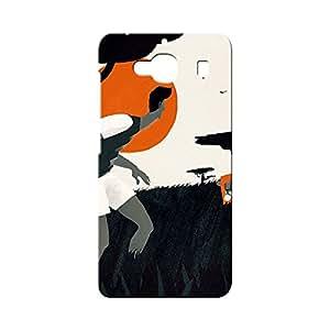 BLUEDIO Designer Printed Back case cover for Lenovo P1M - G0083
