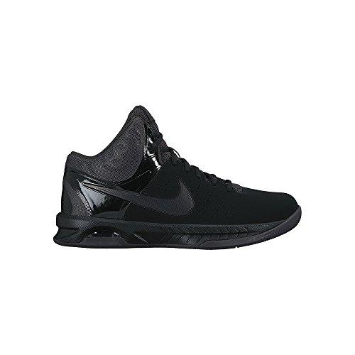 Nike Men's Air Visi Pro VI NBK Black/Anthracite Basketball Shoe 10.5 Men US (Nike Air Visi Pro Iv compare prices)