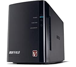 Buffalo LS-WV2.0TL/R1-EU LinkStation Pro Duo 2TB High Speed Network Storage ab 239,- Euro inkl. Versand