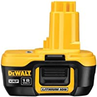 Dewalt DC9182 18V XRP Lithium Ion Battery (Yellow)