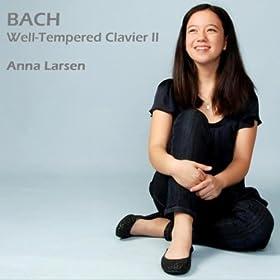 Well-Tempered Clavier, Book 2 - Fugue No. 10 in E Minor, BWV 879