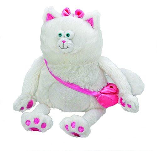 Kids Preferred Splat The Cat - Kitten (White Cat) Beanbag