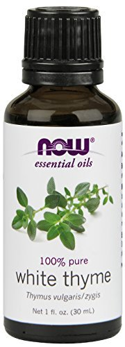 Now Foods White Thyme Oil, 1 Ounce