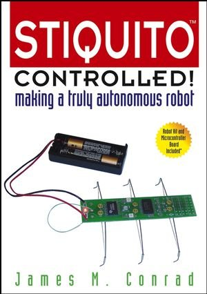 Stiquito Controlled!: Making a Truly Autonomous Robot