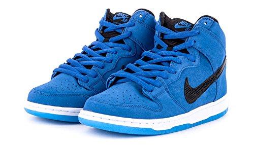Nike Sb Shoes Dunk High Pro Game Royal/Black/White Sz 10