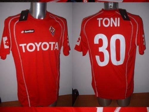 fiorentina-bnwt-adult-xl-luca-toni-toyota-lotto-shirt-jersey-soccer-maglia-italy-new-italia