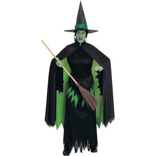 Rubies Costumes Womens The Wizard Of Oz Wicked Witch Adult Costume