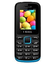 I KALL K11 Dual Sim Feature Phone- Blue