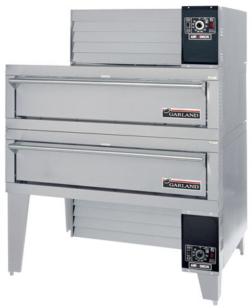 Garland G56Pt/B Air-Deck Pizza Oven front-567383