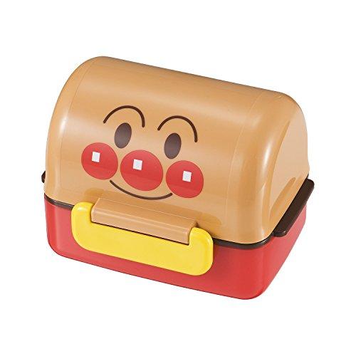 アンパンマン おべんとう箱 2段 丸 ( 弁当箱 )