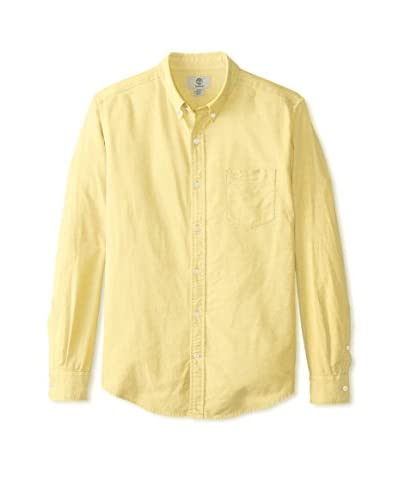 Timberland Men's Gale Long Sleeve Button Down Oxford