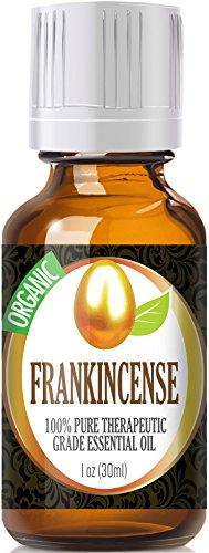 Frankincense (Organic, 30Ml) 100% Pure, Best Therapeutic Grade Essential Oil - 30 Ml / 1 (Oz) Ounce