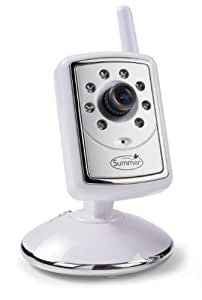 Summer Infant 28390 Extra Camera, Slim and Secure Monitor