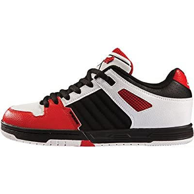 Red And White Shoes For Men
