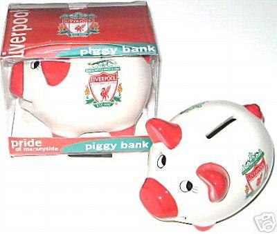 Piggy bank Liverpool