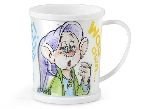 Home Disney I 7 Nani Tazza Mug in Polipropilene , Multicolore, 300 cc