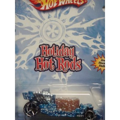 Hot Wheels Holiday Hot Rods Stocking Stuffer The Ice Tub FTE Scale 1/64 Collector - 1