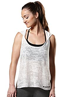 Burnout Hooded Tank - KOS USA