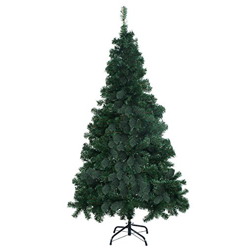 goplus-artificial-pvc-christmas-tree-w-stand-holiday-season-indoor-outdoor-green-6-feet