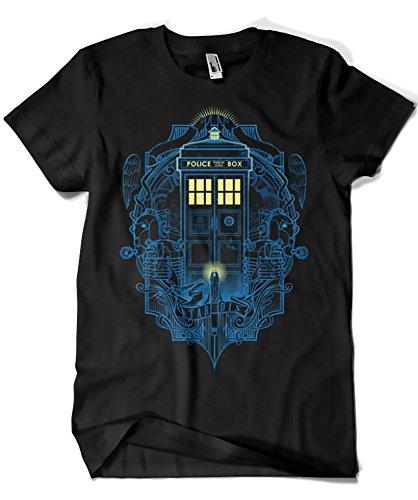 Camisetas La Colmena -  T-shirt - Uomo Nero  nero X-Large