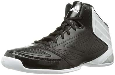 adidas 3 Series 2013, Baskets homme - Noir (BLACK 1 / METALLIC SILVER / RUNNING WHITE FTW), 48 EU
