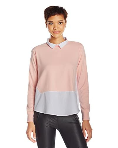 French Connection Women's Fresh Layered Top