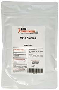BulkSupplements Pure Beta Alanine Powder (250 grams)