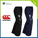 Canterbury Womens Updated Open Hem Stadium Pant - Black or Navy - All Sizes (BLACK, Ladies 16 - 32