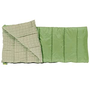 Eureka!  Cayuga 15-Degree Rectangular Sleeping Bag
