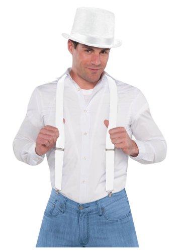 White Suspenders (Standard) - 1