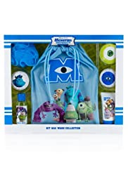 Monsters University Kids Kit Bag Wash Collection [T20-8935C-S]