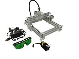 2500mw DIY USB Laser Engraver Engraving Marking machine Cutter Plotter 17*20cm