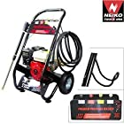 Neiko 5.5HP 3000PSI Pressure Washer w/ EPA Approved Gas Engine