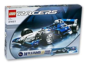 Lego 8461 Williams F1 Team Racer