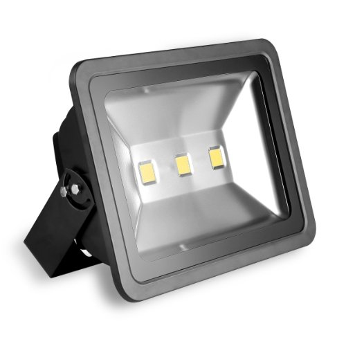 Le 150W High Power Outdoor Led Flood Lights, 400W Hps Or Mh Bulb Equivalent, 12750Lm, Daylight White, Security Lights, Floodlight