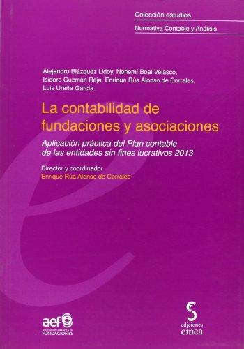 LA CONTABILIDAD DE FUNDACIONES Y ASOCIACIONES